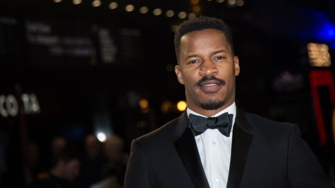 Nate Parker 'Birth of a Nation'