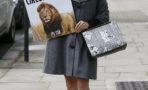 Pamela Anderson hace campaña para que