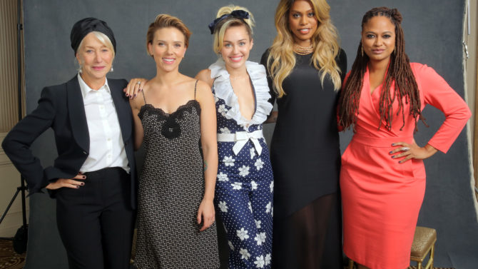 Variety's Power of Women Presented by