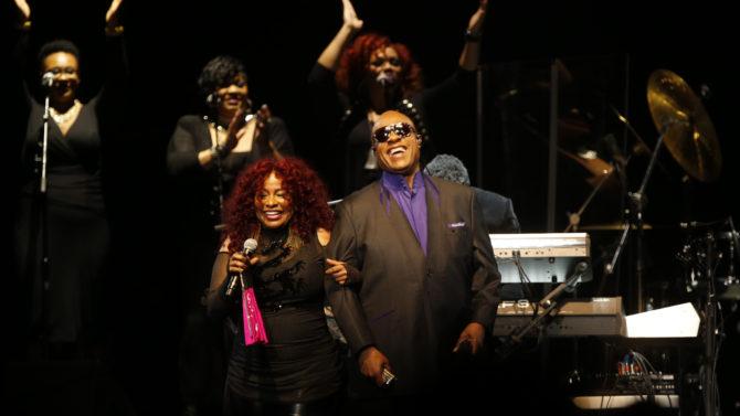 Concierto tributo Prince Stevie Wonder Chaka