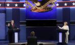 Debate Hillary Clinton y Donald Trump