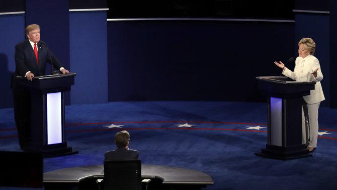 Tercer debate presidencial: Las frases memorables