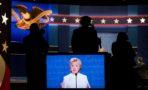 Debate presidencial Hillary Clinton y Donald