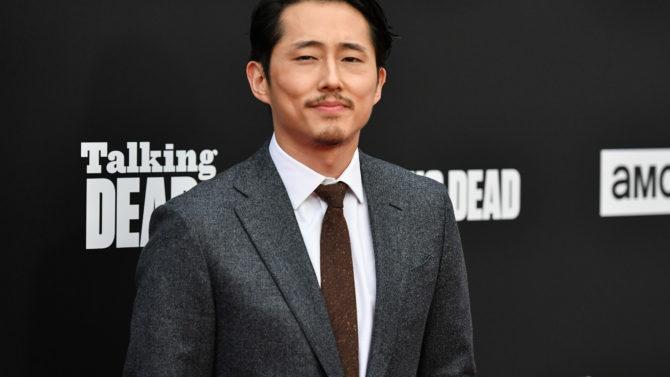 Steven Yeun Glenn The Walking Dead
