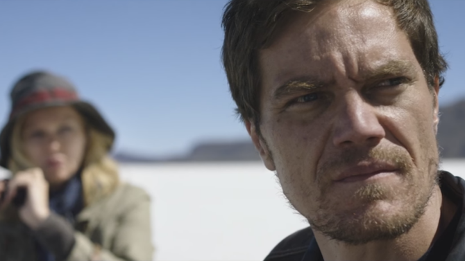 Michael Shannon Stars in International Trailer