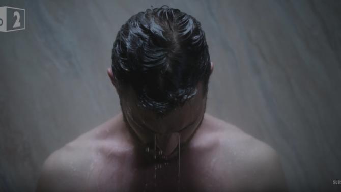Jamie Dornan muestra su impresionante físico