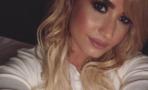 Demi Lovato estrena nuevo look rubio