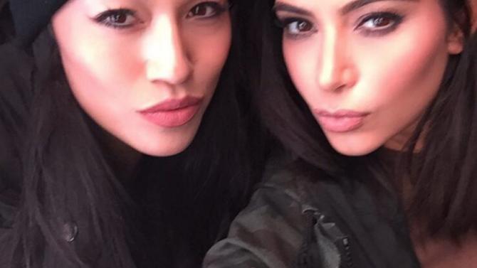 """Kim Kardashian """"se está tomando un"""