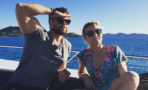 Chris Hemsworth y Elsa Pataky niegan