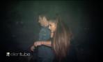 Ariana Grande casi muere de miedo