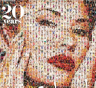 Selena Quintanilla en la portada por