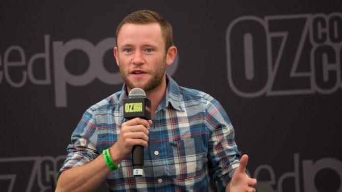 Oz Comic-Con - Devon Murray Panel