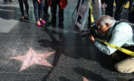 Donald Trumps Star on the Hollywood