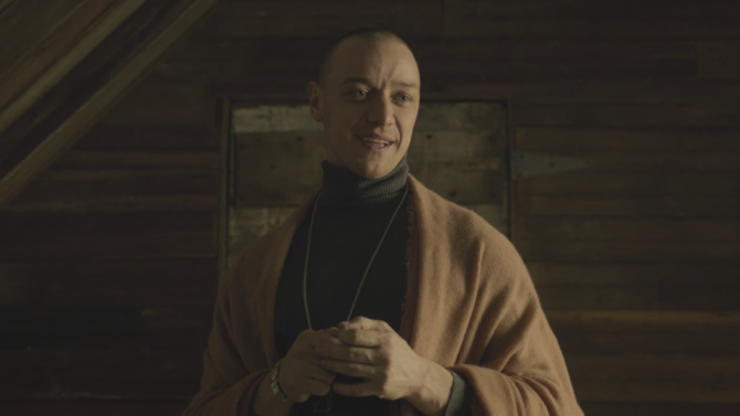 James McAvoy Teases the Coming of