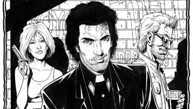 Muere Steve Dillon, co-creador del cómic