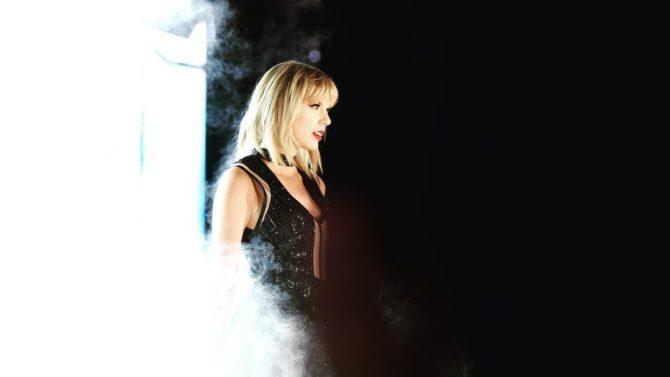 Taylor Swift celebra el aniversario de
