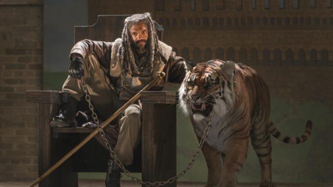 King Ezekiel The Walking Dead
