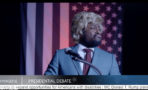 Video Will.i.am. imita Donald Trump