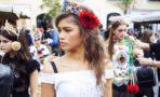 Fotos Zendaya campaña Dolce y Gabbana