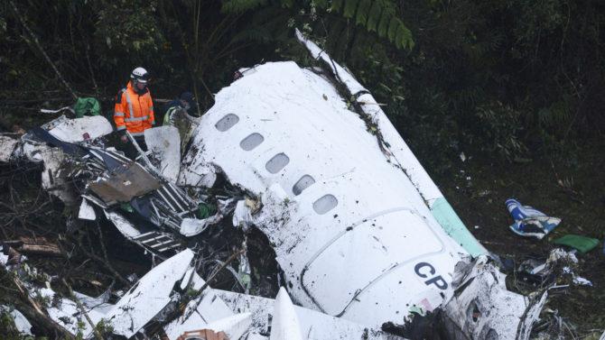 Reacciones famosos chapecoense tragedia aérea