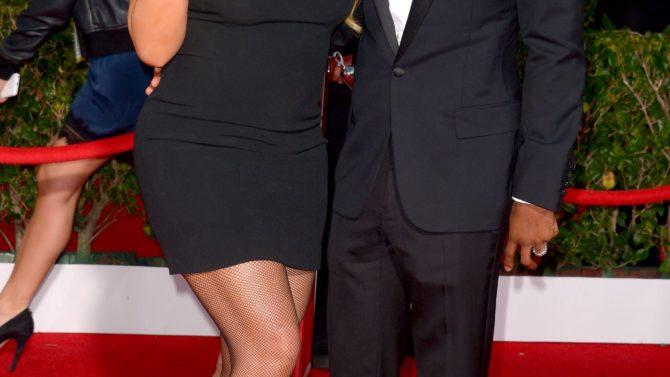 Mariah Carey y Nick Cannon llegan