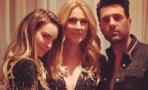 Belinda, Celine Dion y Criss Angel