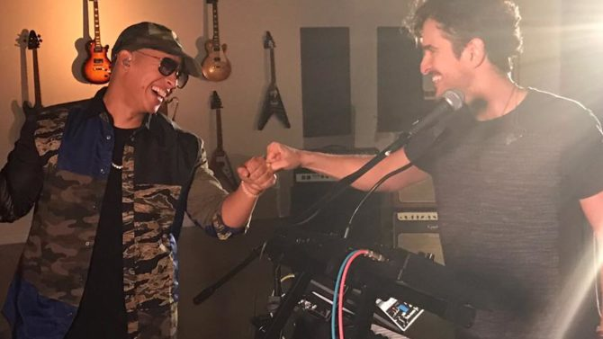 Daddy Yankee y Tommy Torres