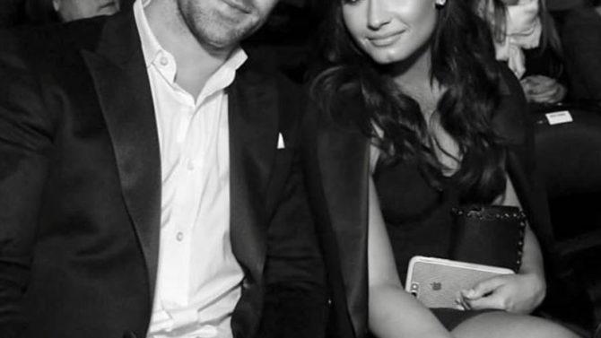 Foto Demi Lovato Luke Rockhold juntos