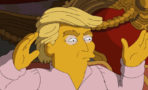 Donald Trump presidente The Simpsons