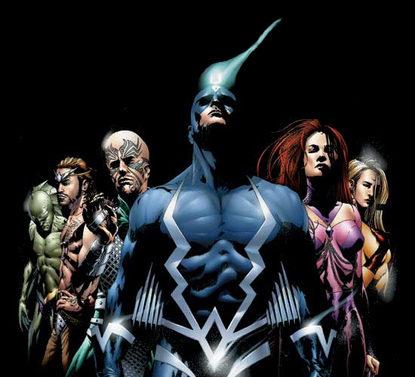 Marvel nueva serie TV The Inhumans