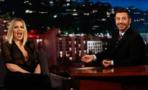 Khloe Kardashian y Jimmy Kimmel