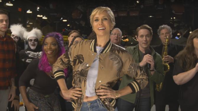 Kristen Wiig Returns to 'Saturday Night