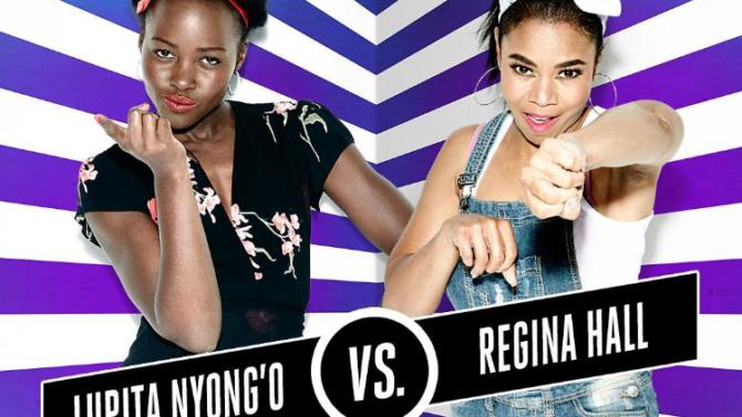 Lupita Nyong'o se enfrenta a Regina