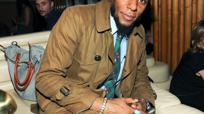Mos Def Downtown for Democracy and