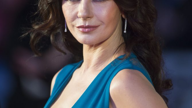 Catherine Zeta-Jones se venga de los