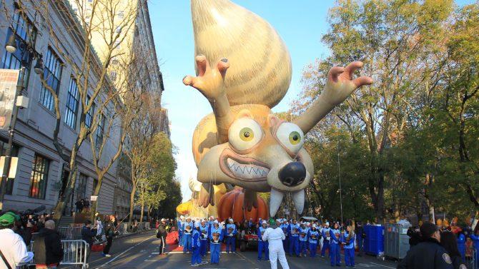 Macy's Thanksgiving Day Parade todo lo