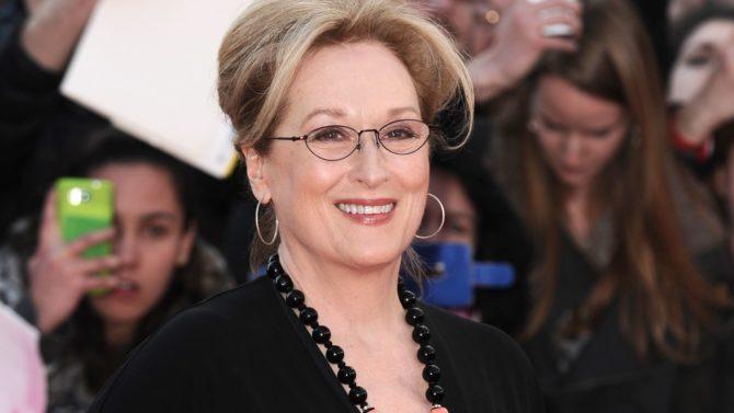 Meryl Streep recibirá el premio Cecil