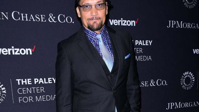 Jimmy Smits Says 'Yes' More 'Sons