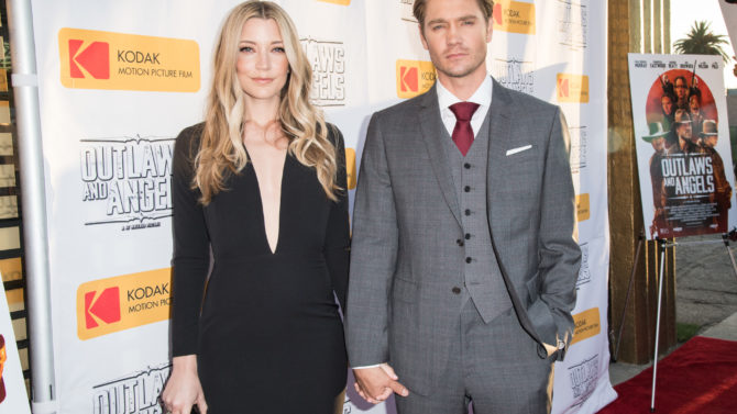 Chad Michael Murray y Sarah Roemer