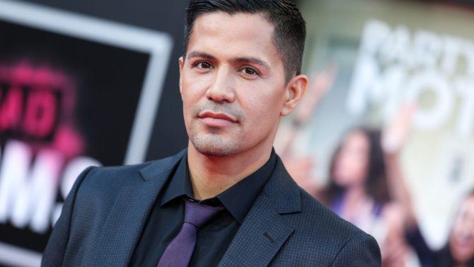 Jay Hernandez 'Bad Moms' film premiere,