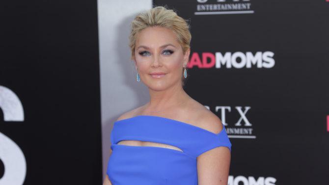 Elisabeth Rohm 'Bad Moms' film premiere,
