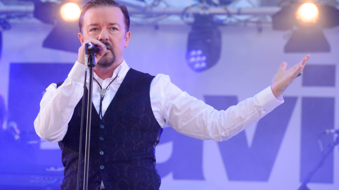Ricky Gervais 'David Brent: Life on