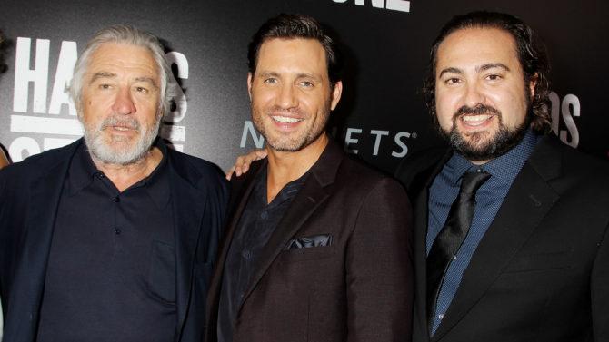 Robert De Niro, Edgar Ramirez, Jonathan