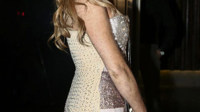 Video Lindsay Lohan acento