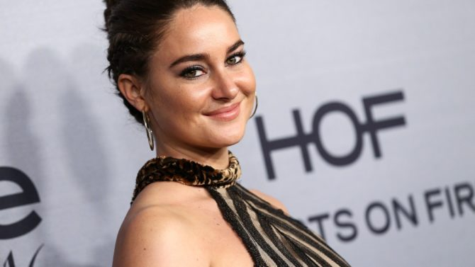Shailene Woodley InStyle Awards, Los Angeles,