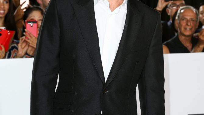 Fotos Brad Pitt estreno Allied