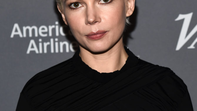 Michelle Williams Variety Studio: Actors on