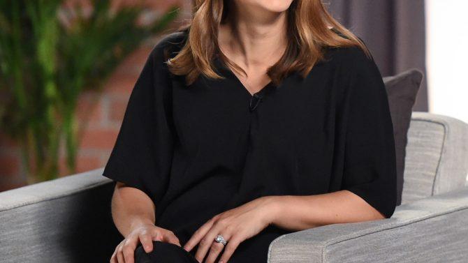 Video Natalie Portman árbol Navidad primera