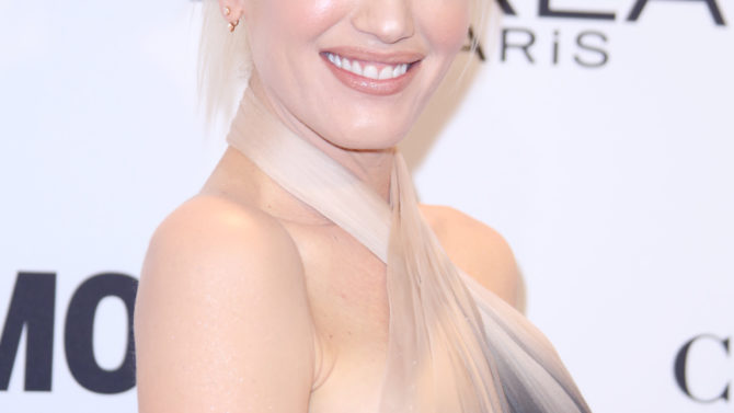 Gwen Stefani sobre su novio Blake