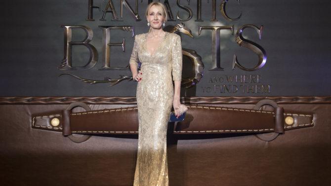 J.K. Rowling comparte planes franquicia Fantastic